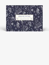 Designer weihnachtskarten weihnachtskarten direkt vom - Moderne weihnachtskarten ...