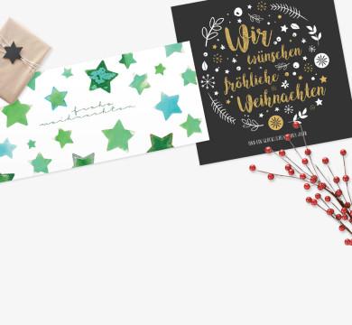 designer weihnachtskarten weihnachtskarten direkt vom. Black Bedroom Furniture Sets. Home Design Ideas