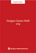Designer-Karton Weiß 300g