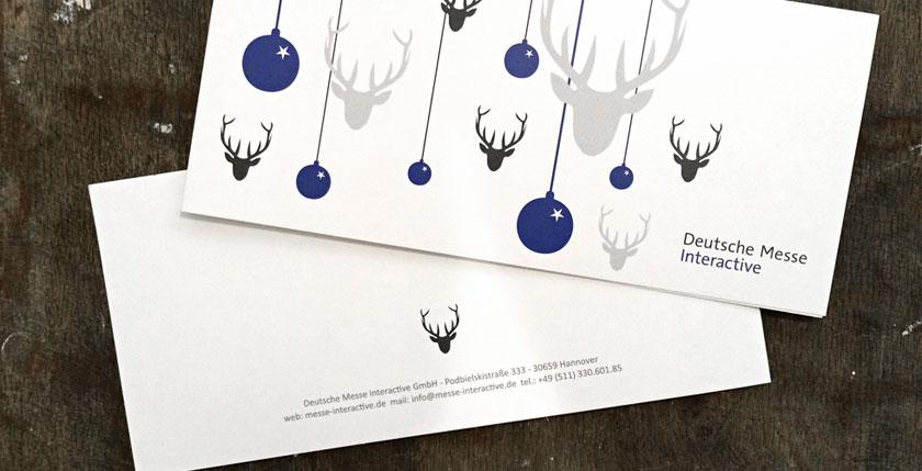 Individuelle Weihnachtskarten.Weihnachtskarten Gestalten Lassen Designer Weihnachtskarten