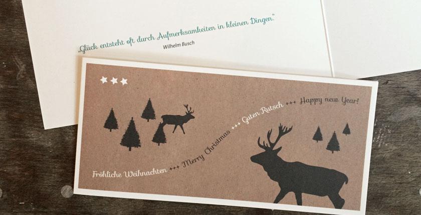 Weihnachtskarten gestalten lassen designer weihnachtskarten - Designer weihnachtskarten ...