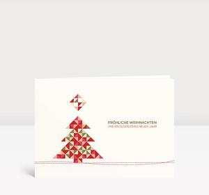 Weihnachtskarten Blanko.Weihnachtskarten Blanko Klappkarte A6 Lang Kollektion 2019