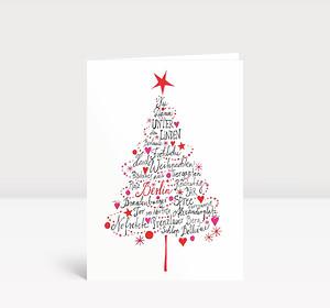 Weihnachtskarten Für Fotos.Weihnachtskarten Berlin Kollektion 2019