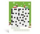 Weihnachtskarte DK2035
