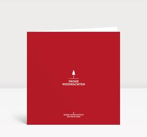 moderne weihnachtskarten direkt vom designer. Black Bedroom Furniture Sets. Home Design Ideas