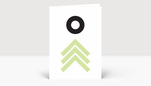 Weihnachtskarte O Tannenbaum