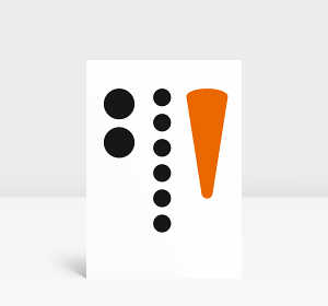 Weihnachtskarte Karotte & Kohle