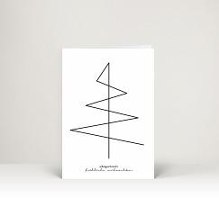 weihnachtskarten modern designer. Black Bedroom Furniture Sets. Home Design Ideas